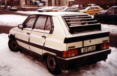 5 Citroen VISA 17 RD, Bj. 1985