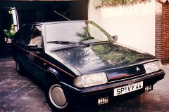 8 Citroen BX  19 RD,  ROYALE  Bj. 1987