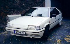 9.1 Citroen BX  14 TGE, Bj. 1992