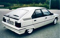9.3 Citroen BX  14 TGE, Bj. 1992
