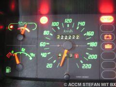 222.222km mit dem BX im Februar 2006