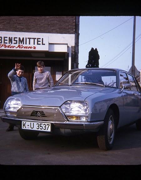 Unsere ersten Citroens ab1970