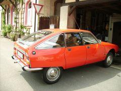 Citroen GS Club C-matic - Schön war die Zeit :)