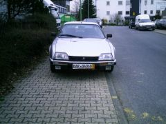 Mein CX GTI Turbo Serie 1