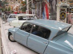 50 Jahre Citroen Ami Ausstellung im Technik-Museum Speyer