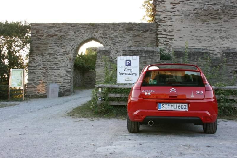 Burg Sterrenberg  MU 602