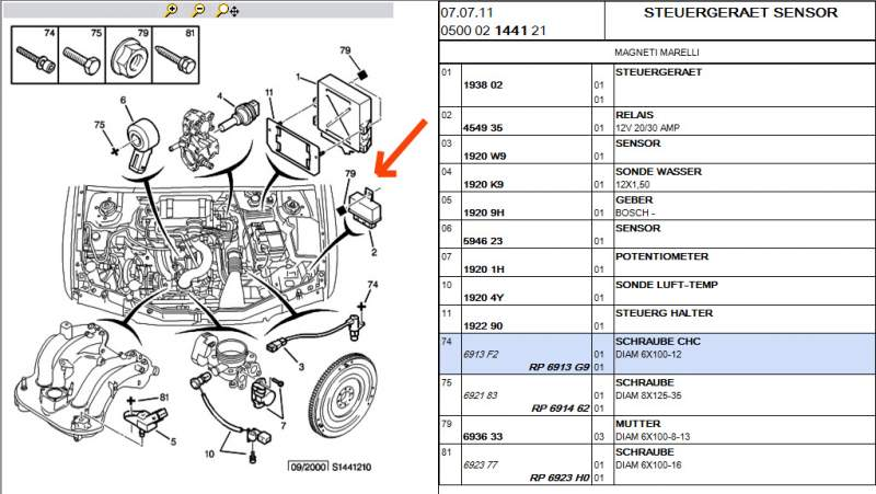 Großartig Citroen C5 Schaltplan Fotos - Der Schaltplan ...