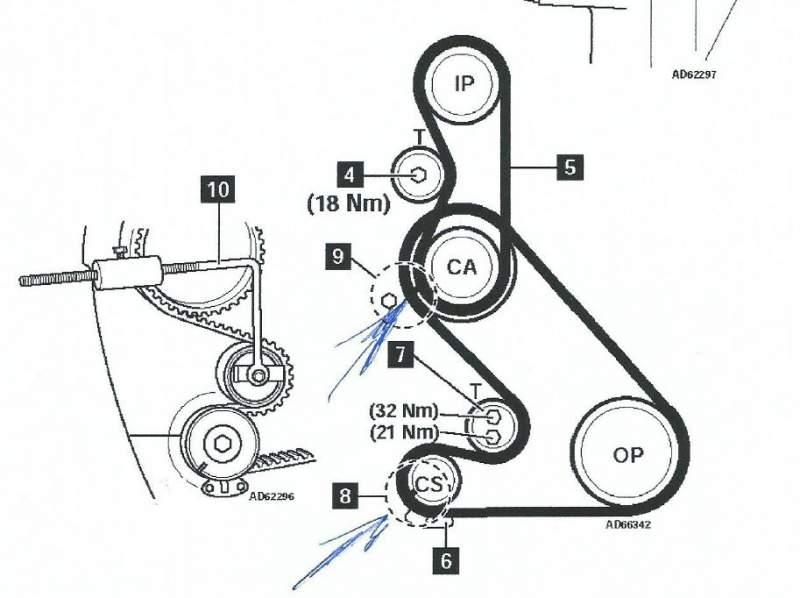 hilfe beim einbau zahnriemen bus 290  j5 2 5 turbo motor