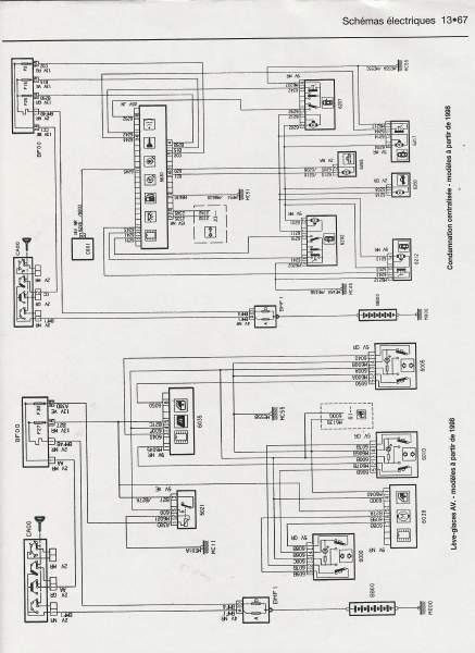 Problem mit Zentralverriegelung X2 Break - BX, XM, Xantia - André ...