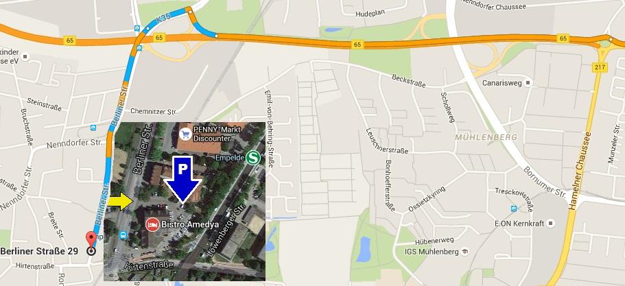 Karte_Anfahrt_Bistro_Amedya_Empelde_m_B6