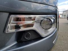 LED Tagfahrleuchten anstelle der NSW eingebaut