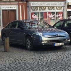 C6 HDi Fahrer