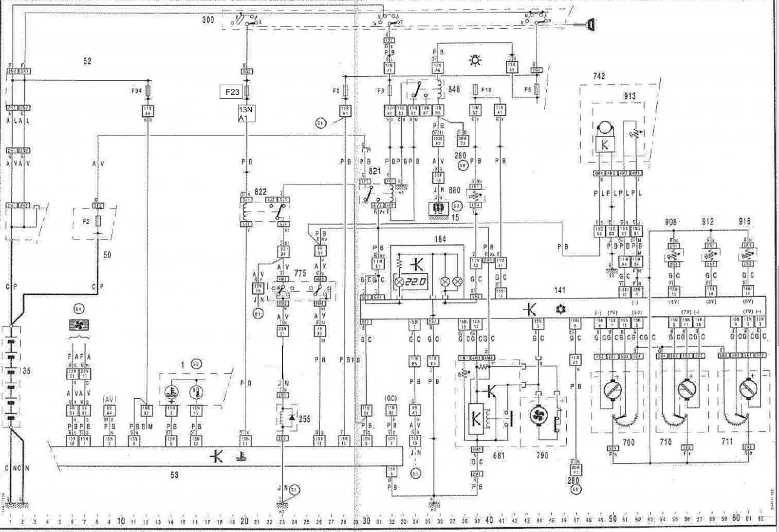 Tolle Citroen Relais Schaltplan Fotos - Schaltplan Serie Circuit ...