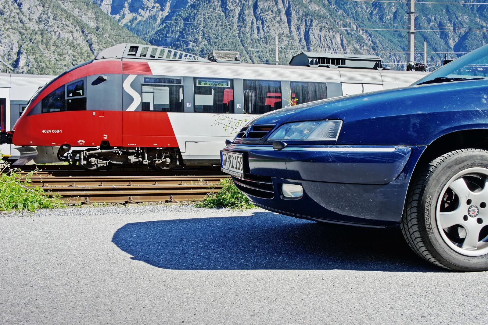 Xantia mit (Bombardier) Talent