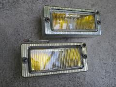 SIEM Nebelscheinwerfer gelb - phares antibrouillards jaunes