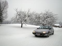 XM im Winterwonderland