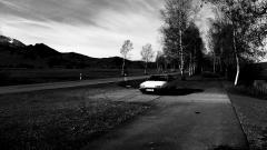 in die Weiten Oberbayerns verschlug es einen einsamen BX
