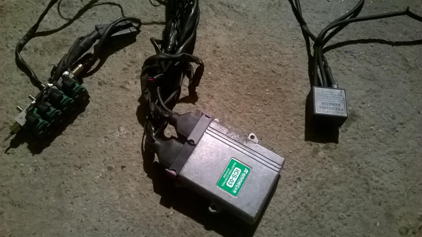Xantia X 1,6 L Gasmodul mit Verkabel. 02.17.jpg