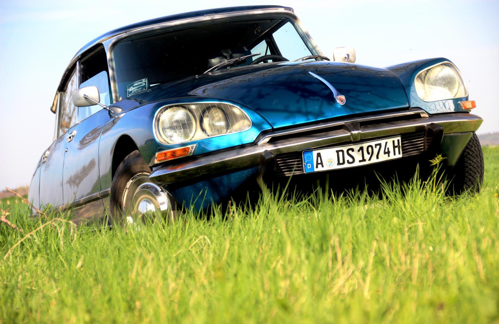 en avant Citroën