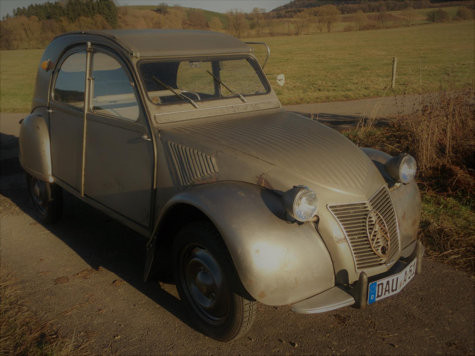 2CV A 1951