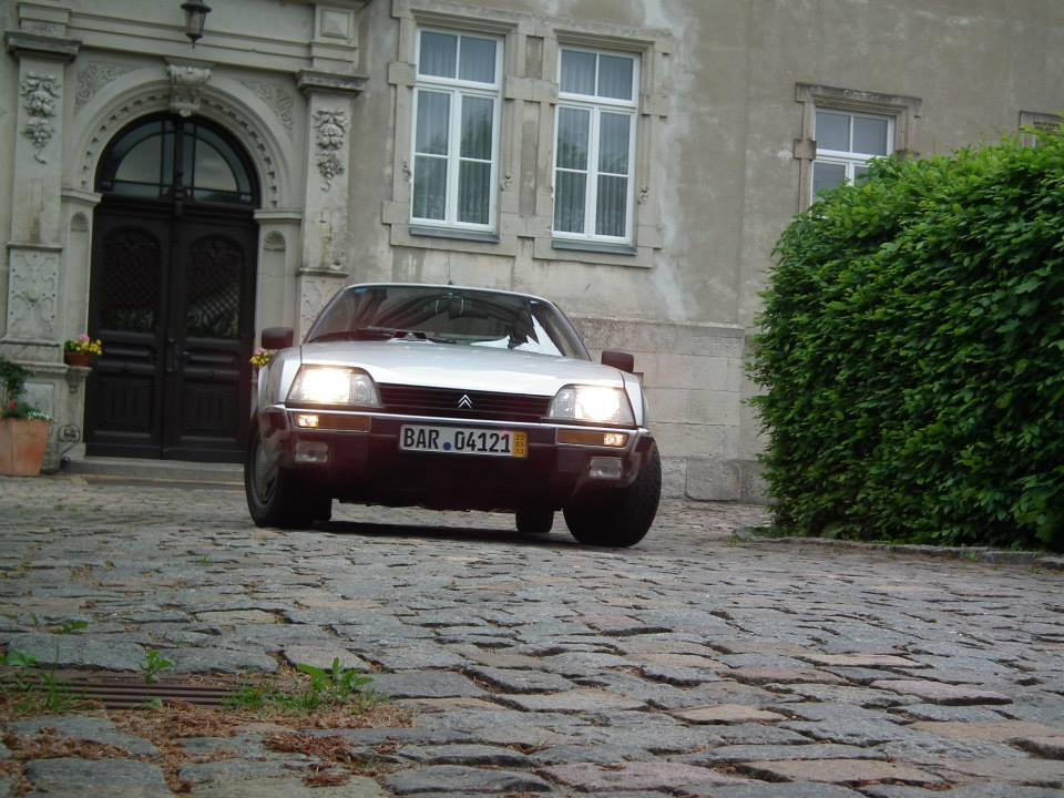 CX GTI Turbo S1
