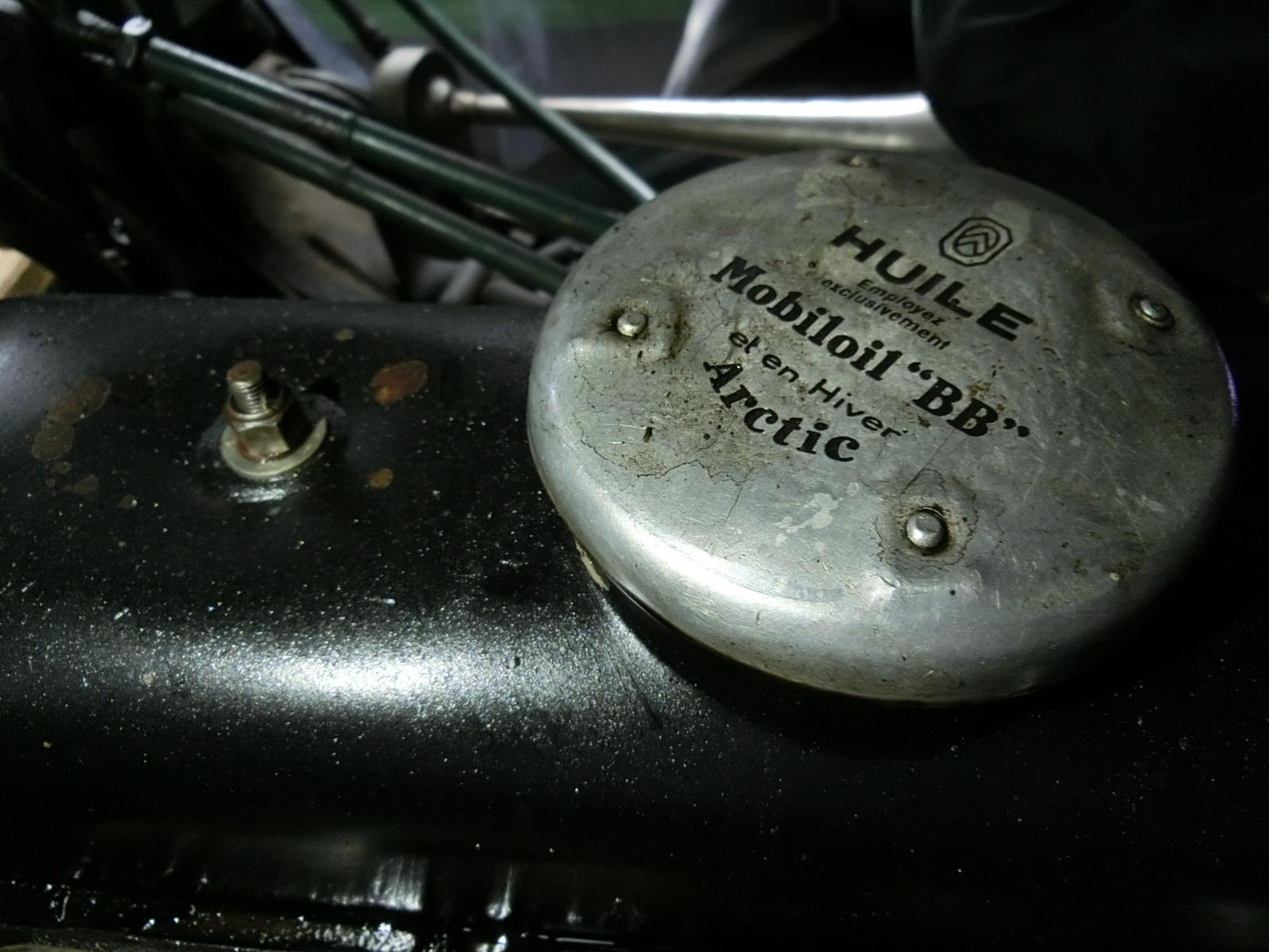 Traction Avant 7C
