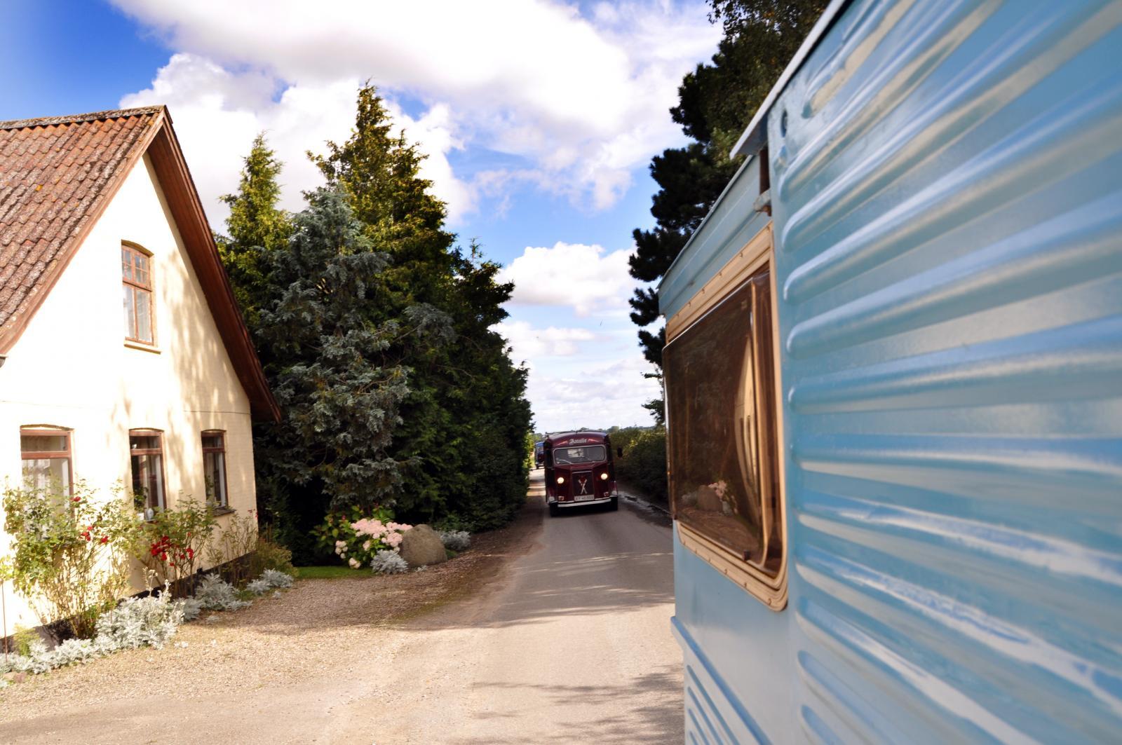 HY Ausfahrt in Dänemark