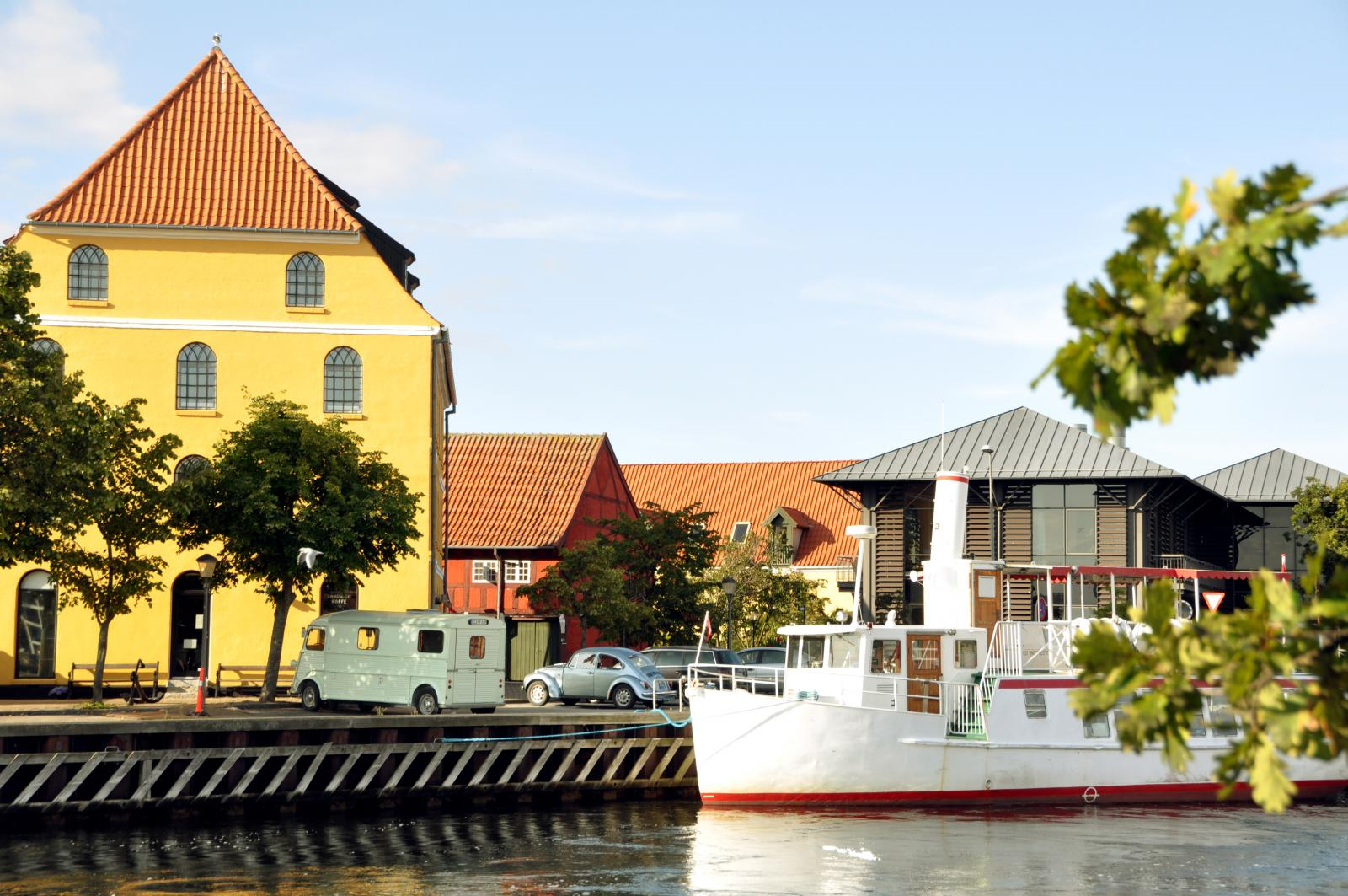 HY Treffen 2017 in Skælskør, Dänemark