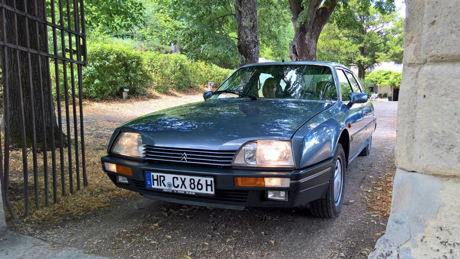 Prestige Turbo in Südfrankreich