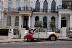 2CV Dolly in Notting Hill