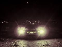 CX Prestige Turbo - schwarz im Dunkeln