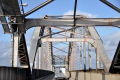 Dänische Brücke mit HY