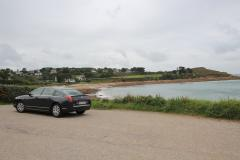 C6 in der Bretagne