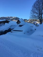 XM im Schnee