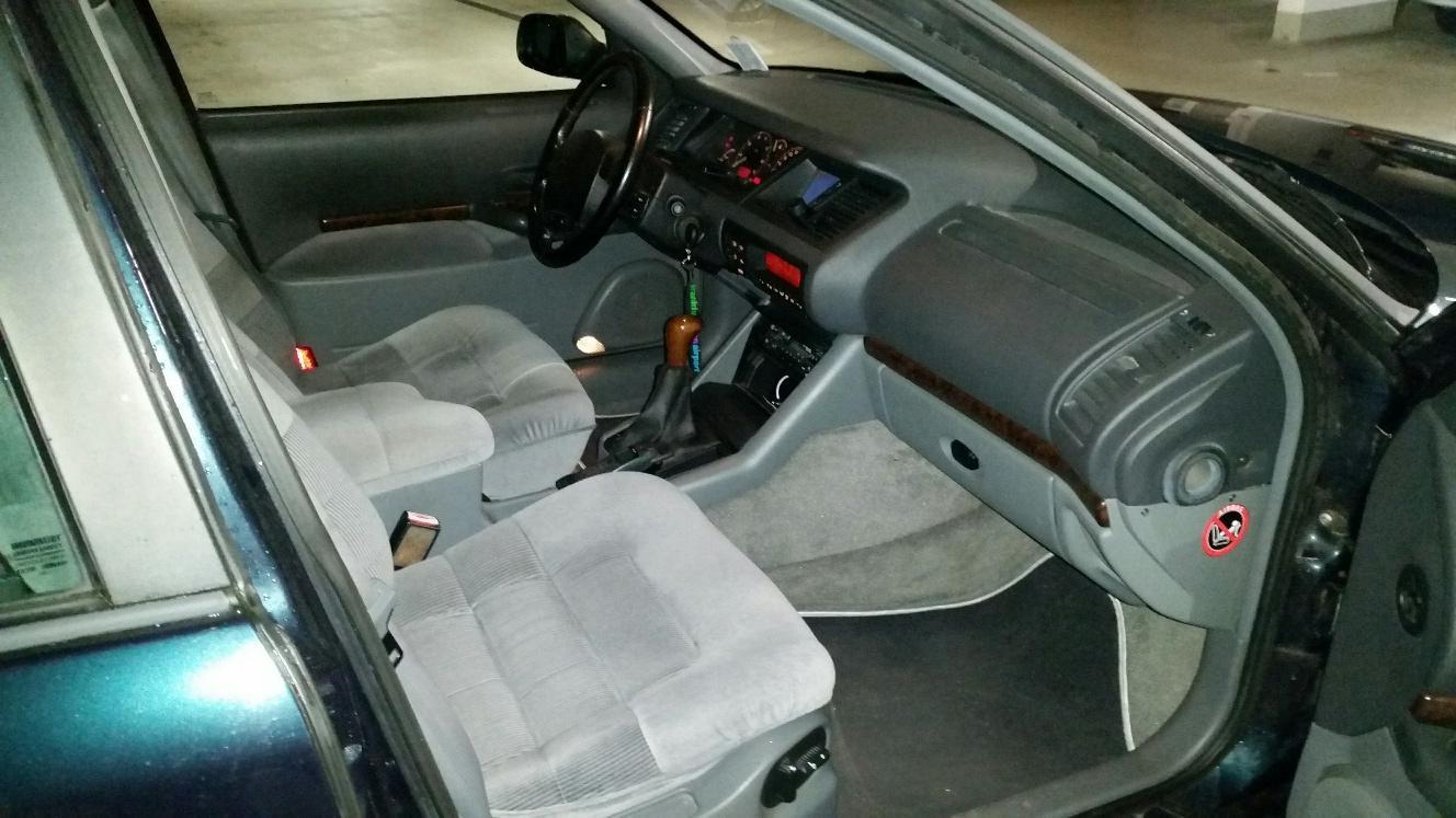 Renault Safrane 2.5 20 V 3