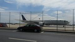 XM und Boeing 777-300